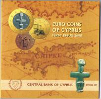 Zypern Amtlicher Origina Euro Kursmünzensatz ''2008 '' ! !
