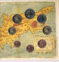 Foto 2 Zypern Amtlicher Origina Euro Kursmünzensatz ''2008 '' ! !