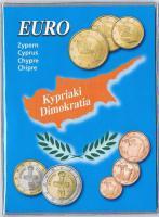 Zypern Euro Kursmünzensatz ''2008 '' !