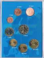 Foto 2 Zypern Euro Kursmünzensatz ''2008 '' !