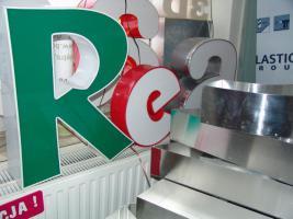 Foto 11 ab 16 €/m² PVC Banner LKW Plane Partybanner Bannerdruck Planendruck Werbebanner Werbeplane Folendruck Folienbeschriftungen Beschriftungen Großformatdruck Berlin