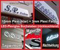 ab 99 € 3D LED Leuchtbuchstaben Leuchtkasten Leuchtwerbung Leuchtreklame Leuchtschilder Leuchttransparente für Hotel Laden Restaurant Spielhalle Berlin