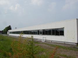 Foto 2 abgebaute Halle (Anbauhalle)
