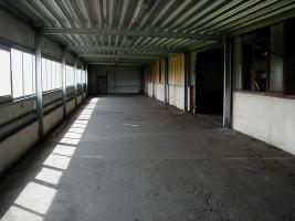 Foto 3 abgebaute Halle (Anbauhalle)