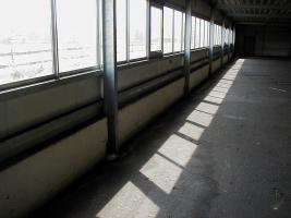 Foto 4 abgebaute Halle (Anbauhalle)