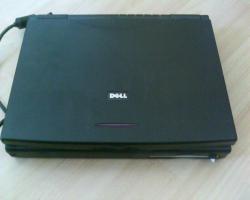 Foto 2 älteres Dell Latitude XPi Notebook