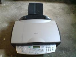 all in one Drucker und Fax und TELEFON !