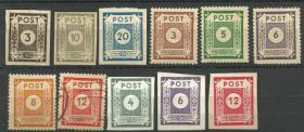 Foto 22 alt briefmarken