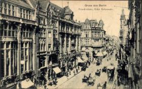 alte Ansichtskarten und Postkarten, alte Bilder Berlin-Mitte