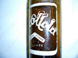 Foto 5 alte Limonadenflasche