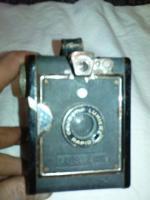 Foto 4 alte französiche kamera