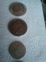 Foto 2 alte münzen