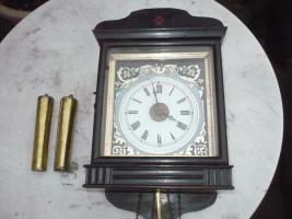Alte wanduhren in k ln analog zeiger pendeluhr - Antike wanduhren ...
