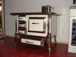 alter Buderus Stangenherd Omas Küchenhexe Ofen