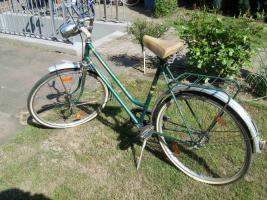 altes NSU Damenfahrad 26er orig. 50er Jahre