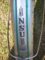 Foto 2 altes NSU Damenfahrad 26er orig. 50er Jahre