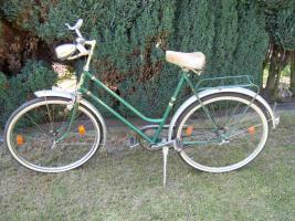 Foto 3 altes NSU Damenfahrad 26er orig. 50er Jahre