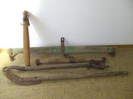 Foto 5 altes Pferdegeschirr(Kummet), Zaumzeug, Zubehör