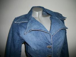 Foto 2 +++ amisu +++ Jeans + Jacke + 36 + wie neu