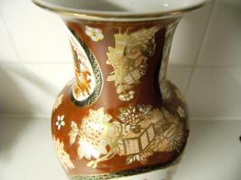 Foto 2 antike chinesische Vase