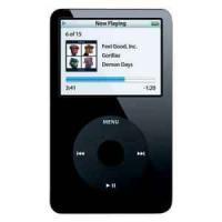apple ipod 30GB schwarz