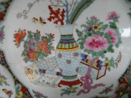 Foto 2 asiatischer Teller