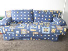 ausziehbare Sofa