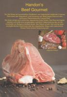 <beef <gourmet kreuzung zw.Black Angus Rind & Fasone Rind