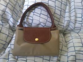 Foto 2 beige Longchamp Tasche in M