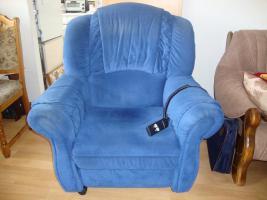 Foto 4 bequemer elektrisch verstellbarer Sessel