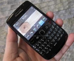 Foto 3 blackberry 9780 mit schutztasche mit 5megapixel kamera