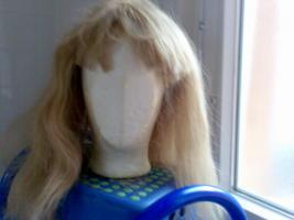 blonde perücke