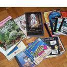 ca. 50 Bücher gemischt