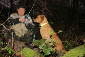 comford dog . seelsorgehund military comford dog squad k9  dog team nrw