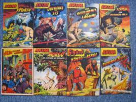 comics piccolo sonderbände und andere hefte, original lehning
