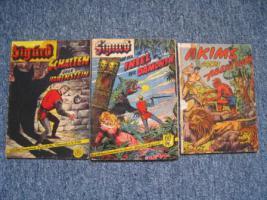 Foto 2 comics piccolo sonderbände und andere hefte, original lehning