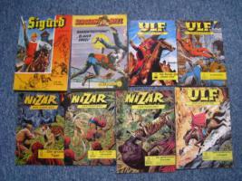 Foto 3 comics piccolo sonderbände und andere hefte, original lehning