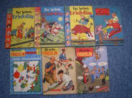 Foto 5 comics piccolo sonderbände und andere hefte, original lehning