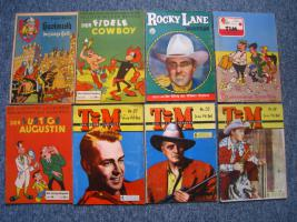 Foto 6 comics piccolo sonderbände und andere hefte, original lehning