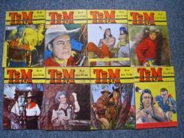 Foto 7 comics piccolo sonderbände und andere hefte, original lehning