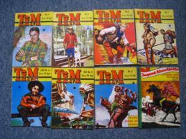 Foto 8 comics piccolo sonderbände und andere hefte, original lehning