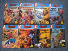 Foto 9 comics piccolo sonderbände und andere hefte, original lehning