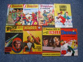 Foto 10 comics piccolo sonderbände und andere hefte, original lehning