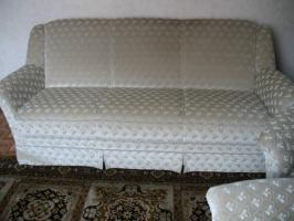 couch 3-Sitzer mit 2 Sessel