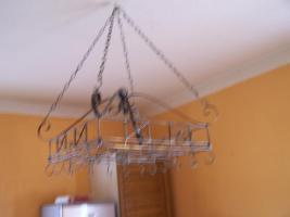 Foto 3 dekorative hängekräuterkrone