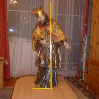 den Heiligen Nepermuk