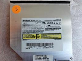 Foto 5 diverse Teile aus Notebook Toshiba 17'' Satellite
