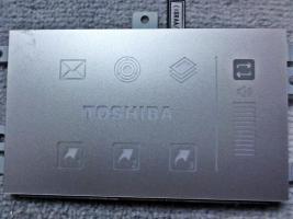 Foto 12 diverse Teile aus Notebook Toshiba 17'' Satellite