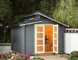 diverse neue Gartenäuser / Gerätehäuser