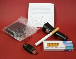 e-Cigarette StarterKit Elektrische Zigarette Neu / OVP + ZUBEHÖR